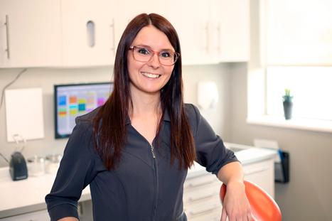 Jinny Gingras Clinique Dentaire Carole Gignac